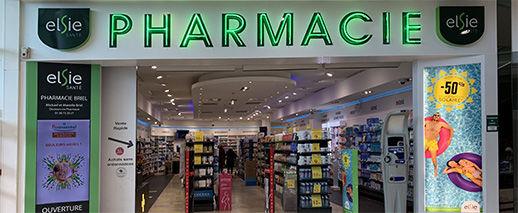 Pharmacie Briel,Osny